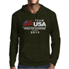 USA World Cup Champions Mens Hoodie