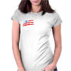 USA World Cup Champions Womens Fitted T-Shirt
