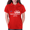 USA World Cup Champions Womens Polo