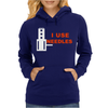 Use Needles Womens Hoodie