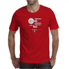 U.S.S Enterprise Blueprints. Star Trek Mens T-Shirt