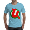 Utica Devils Ahl Hockey Mens T-Shirt
