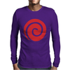 Uzumaki Clan symbol crest - otaku cosplay anime fan Naruto gift expo tee Mens Long Sleeve T-Shirt