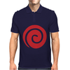 Uzumaki Clan symbol crest - otaku cosplay anime fan Naruto gift expo tee Mens Polo