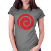Uzumaki Clan symbol crest - otaku cosplay anime fan Naruto gift expo tee Womens Fitted T-Shirt