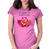 V for Vendetta 2 Womens Fitted T-Shirt