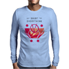 V for Vendetta Mens Long Sleeve T-Shirt