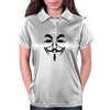 V for Vendetta Womens Polo