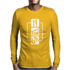 V2 Eat Sleep Blog Mens Long Sleeve T-Shirt