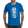 V2 Eat Sleep Blog Mens T-Shirt