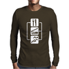 V2 Eat Sleep Run Mens Long Sleeve T-Shirt