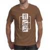 V2 Eat Sleep Run Mens T-Shirt