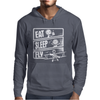 V3 Eat Sleep Fly Mens Hoodie