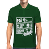 V3 Eat Sleep Game Mens Polo