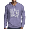 V3 Eat Sleep Hockey Mens Hoodie