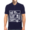 V3 Eat Sleep Mens Polo