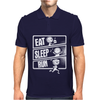 V3 Eat Sleep Run Mens Polo