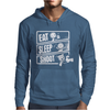 V3 Eat Sleep Shoot Mens Hoodie