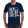 V3 Eat Sleep Shoot Mens T-Shirt