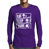 V3 Eat Sleep Swim Mens Long Sleeve T-Shirt