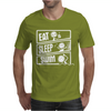 V3 Eat Sleep Swim Mens T-Shirt