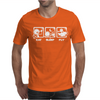 V4 Eat Sleep Fly Mens T-Shirt