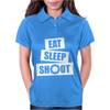 V5 Eat Sleep Shoot Womens Polo