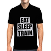 V5 Eat Sleep Train Mens Polo