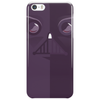 Vader May the flat be with you Phone Case