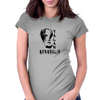 Valar Morghulis-Arya Stark Womens Fitted T-Shirt