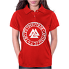 Valknut Shield Womens Polo