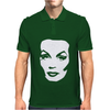 Vampira Horror Film Mens Polo