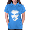 Vampira Horror Film Womens Polo