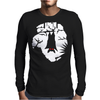 Vampire Bat Cave Mens Long Sleeve T-Shirt