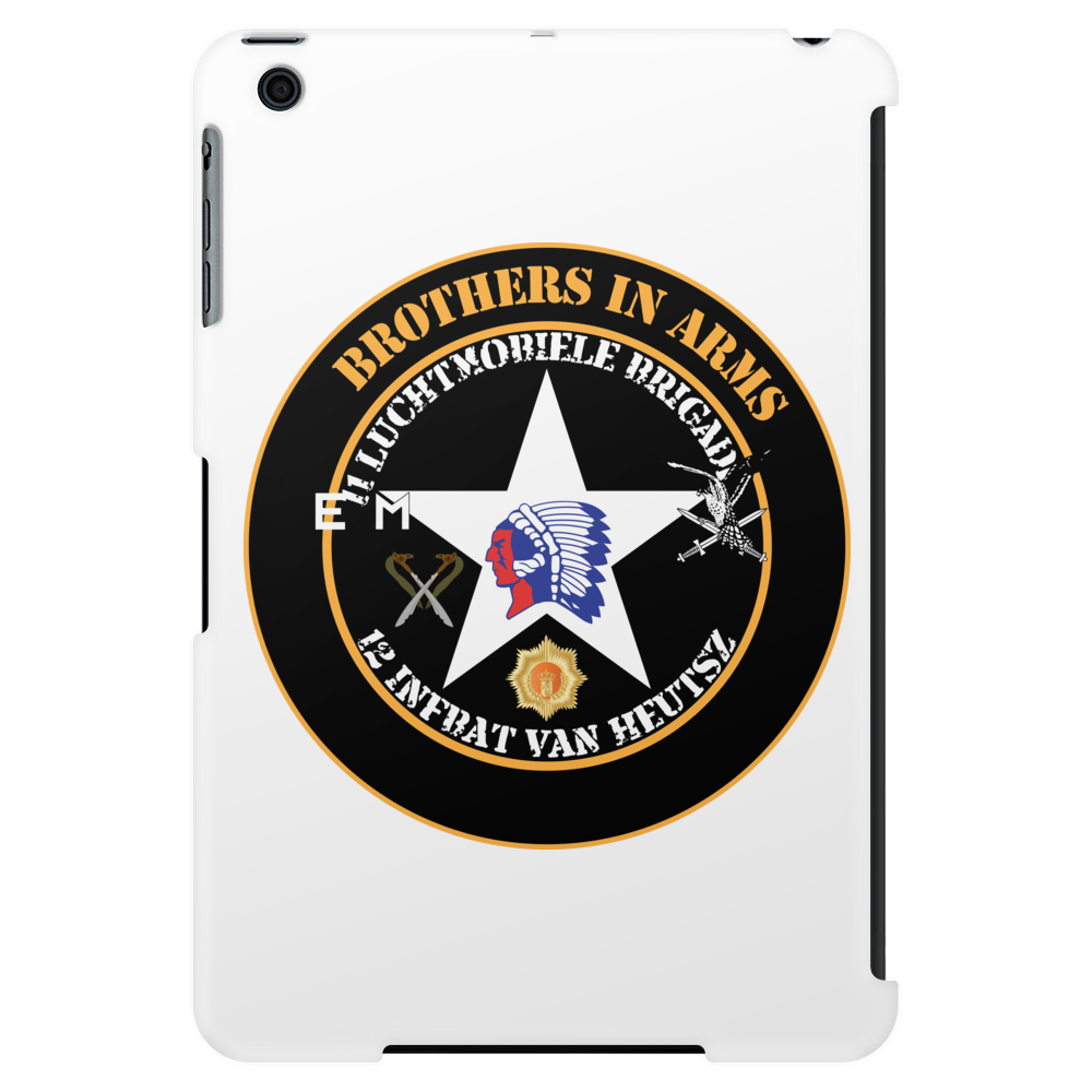 Van Heutsz Brothers in Arms Tablet (vertical)