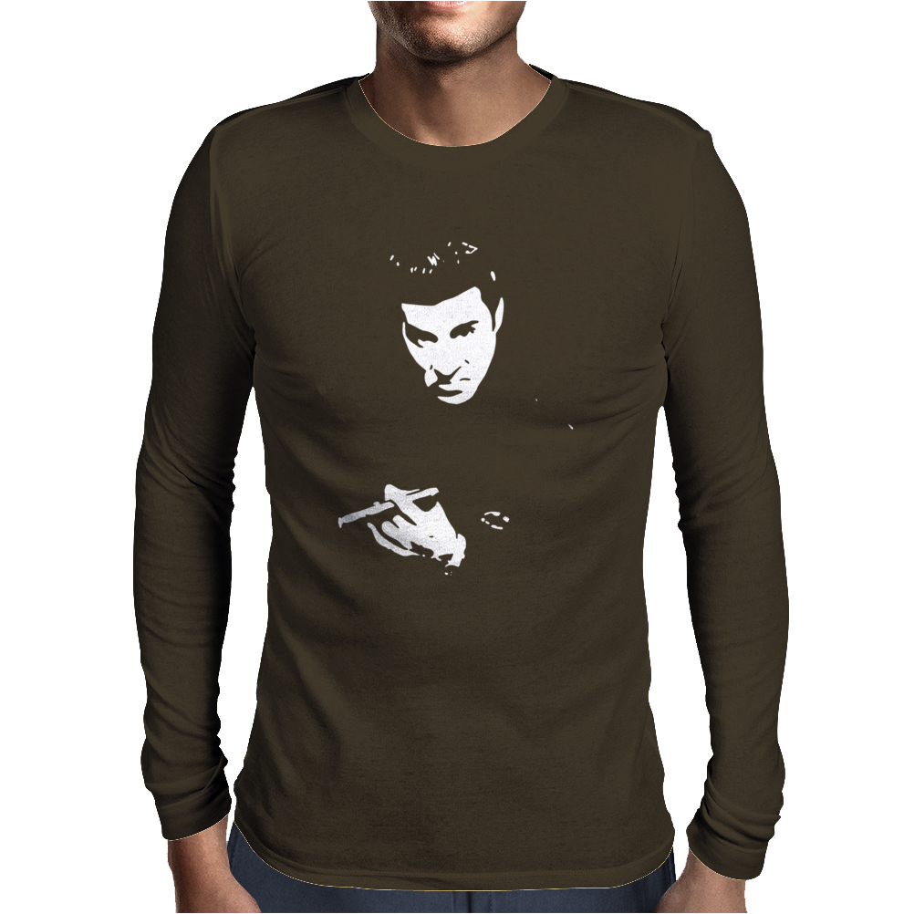 Van Zandt Silvio Sopranos Mens Long Sleeve T-Shirt