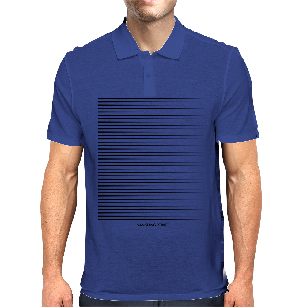 Vanishing point Mens Polo