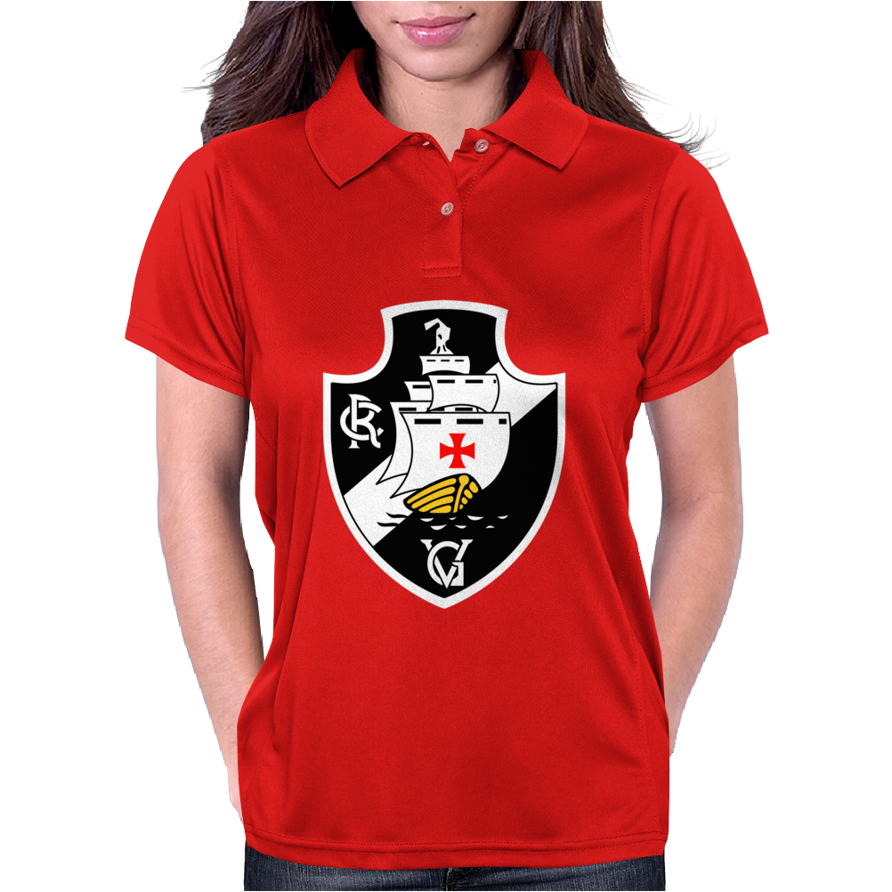 Vasco Da Gama Cr Womens Polo