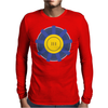 Vault 111 Mens Long Sleeve T-Shirt