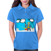 Vault Boy Mechanic Womens Polo