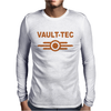 Vault-tec Mens Long Sleeve T-Shirt