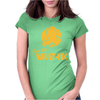 Vault Tec Womens Fitted T-Shirt