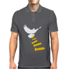 Vectorbomb Dove Bomber Mens Polo