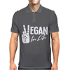 Vegan Mens Polo
