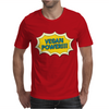 Vegan Power Mens T-Shirt
