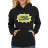 Vegan Power Womens Hoodie