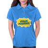 Vegan Power Womens Polo
