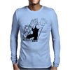 Vegeta Mens Long Sleeve T-Shirt