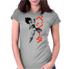 Vegeta Womens Fitted T-Shirt