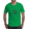 Velociraptor Trainer Mens T-Shirt